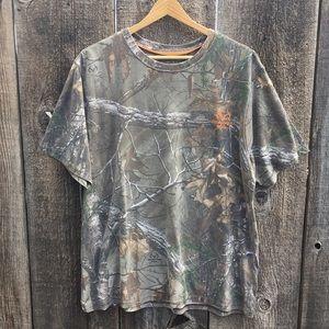 Realtree Camo Soft and Comfy T-Shirt, L
